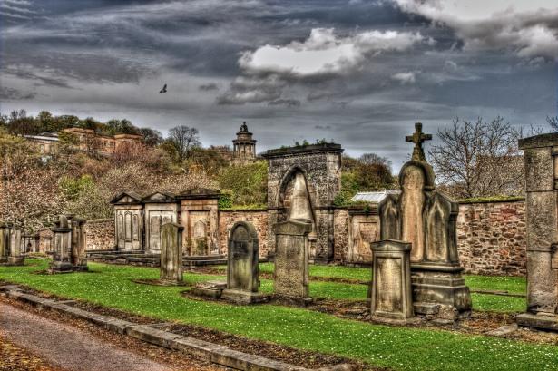 Scotland Cemetery - vgm8383