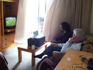 Multimedia viewing in Tofino.