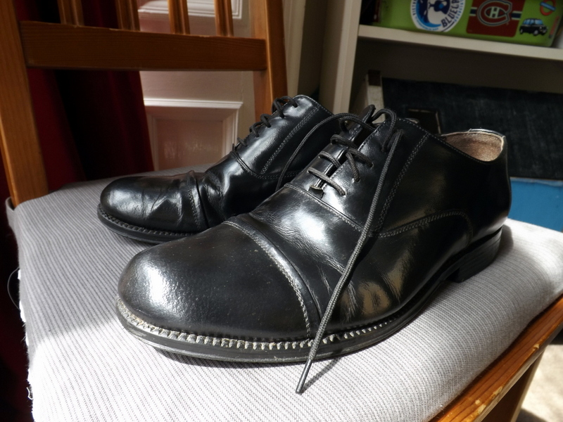Good Old Shoes (1/3)