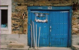 Doorway in Santa Catalina