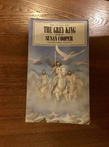 Cover image of The Grey King by Susan Cooper