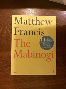 Cover image of The Mabinogi by Matthew Francis