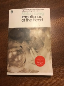 Penguin Books' The Impatience of the Heart by Stefan Zweig