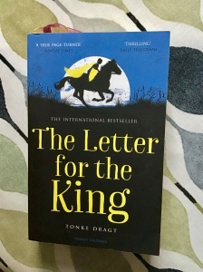 Cover image of Tonke Dragt's The Letter to the King