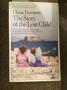 Cover image of Elena Ferrante's The Story of the Lost Child