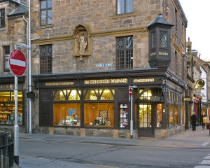 J&G Innes Stationers, Church Street, St Andrews