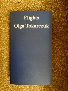 Cover of Olga Tokarczuk's Flights