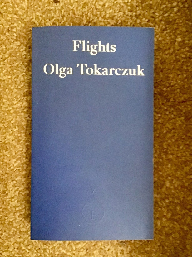 cover image of Olga Tokarczuk's Flights