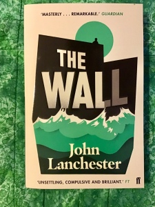 Cover image of John Lanchester's The Wall