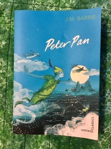 Cover image of J.M. Barrie's Peter Pan